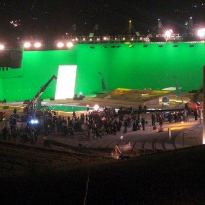 Blue & Green Screens